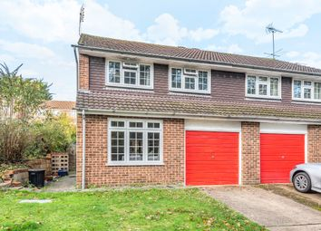 Thumbnail 4 bed semi-detached house for sale in Luke Road, Aldershot