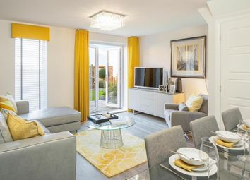 """Thumbnail 3 bedroom semi-detached house for sale in """"Norbury"""" at Dryleaze, Yate, Bristol"""