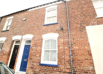 Thumbnail 2 bedroom terraced house to rent in St. Pauls Terrace, York