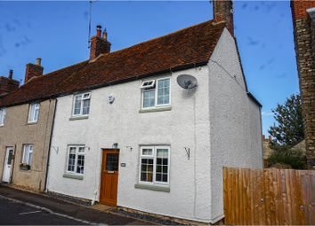 Thumbnail 4 bed cottage for sale in West Lane, Emberton, Olney