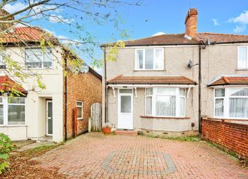 Thumbnail Semi-detached house for sale in Hill Rise, Greenford