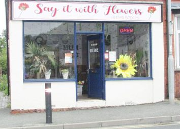 Thumbnail Retail premises for sale in 4 High St, Rhyl