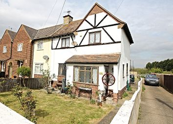 Thumbnail 3 bed end terrace house for sale in Chalk Road, Higham