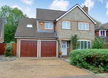 Thumbnail 4 bed detached house to rent in Harvey Close, Sayers Common, Hassocks