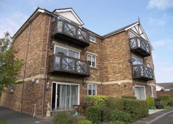 Thumbnail 2 bed flat to rent in Meadowfield, Whitley Bay