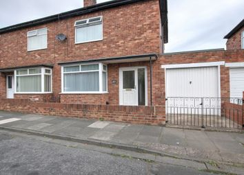Thumbnail 3 bed semi-detached house for sale in Beaumont Street, Blyth