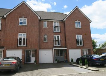 Thumbnail 3 bed town house for sale in Quayside Walk, Marchwood, Southampton