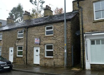 Thumbnail 2 bed end terrace house for sale in Wellington Road, Bollington, Macclesfield, Cheshire