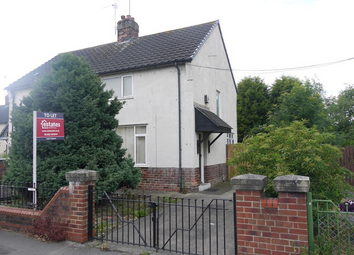 Thumbnail 2 bed semi-detached house to rent in 2nd Avenue, Hull