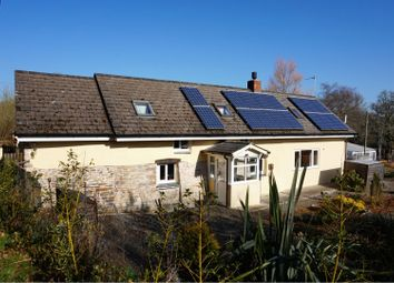 Thumbnail 6 bed detached house for sale in Northlew, Okehampton