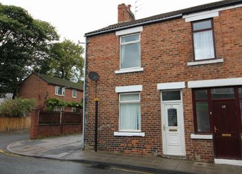 Thumbnail 2 bedroom terraced house for sale in High Street, Willington, Crook