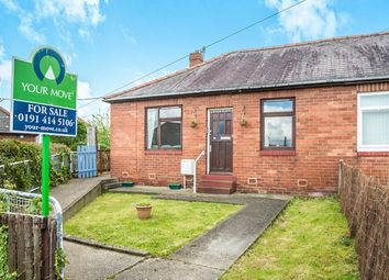 Thumbnail 2 bed bungalow for sale in Hillside, Blaydon-On-Tyne