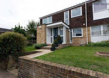 Thumbnail 4 bedroom end terrace house for sale in Court Wood Lane, Croydon, Surrey