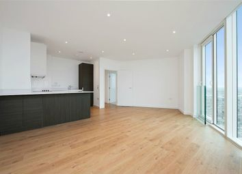 Thumbnail 3 bed flat to rent in Pinnacle Apartments, Saffron Central Square, Croydon