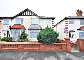Thumbnail 3 bedroom semi-detached house for sale in Holmfield Road, Bispham, Blackpool, Lancashire