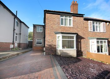 Thumbnail 4 bed semi-detached house to rent in Oliver Road, Sheffield