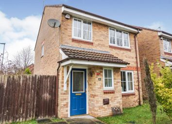 Thumbnail 3 bed detached house for sale in Sandybrook Drive, Manchester