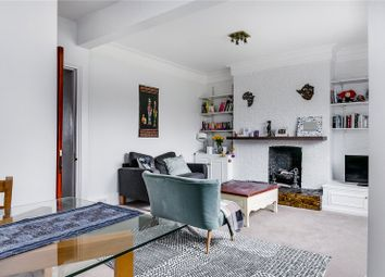 Thumbnail 2 bed flat for sale in Peterborough Mansions, New Kings Road, London