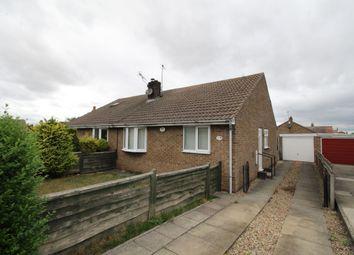 Thumbnail 2 bed bungalow for sale in Long Meadows, Rillington, Malton