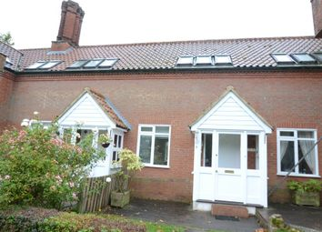 Thumbnail 2 bedroom terraced house to rent in Bradfield Hall, Bradfield Combust, Bury St. Edmunds