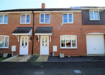 Thumbnail 3 bed terraced house for sale in Mustang Way, Mouldon View, Swindon