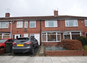 Thumbnail 3 bedroom terraced house for sale in Marlborough Avenue, Gosforth, Newcastle Upon Tyne