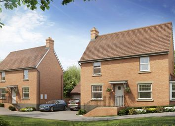 "Thumbnail 3 bed detached house for sale in ""Dartmouth"" at Bevans Lane, Pontrhydyrun, Cwmbran"