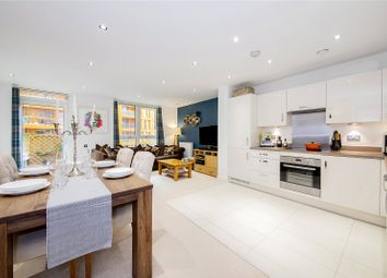 Thumbnail 2 bed flat for sale in Cable Walk, Greenwich