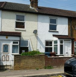 Thumbnail 2 bed terraced house to rent in Byron Road, Kenton