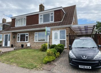 Thumbnail 3 bed semi-detached house for sale in Sandford Way, Tuffley, Gloucester
