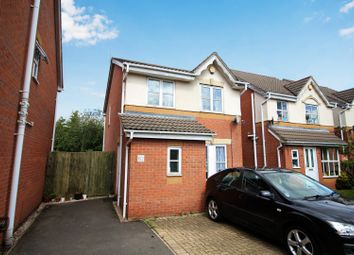 Thumbnail 3 bed detached house for sale in Tilbury Crescent, Leicester, Leicestershire