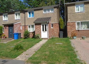 Thumbnail 3 bed terraced house to rent in Lea Springs, Fleet