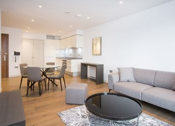 Thumbnail 1 bed flat to rent in Tantallon House, Elephant Road