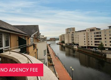 Thumbnail 3 bed flat to rent in Adventurers Quay, Cardiff Bay, Cardiff