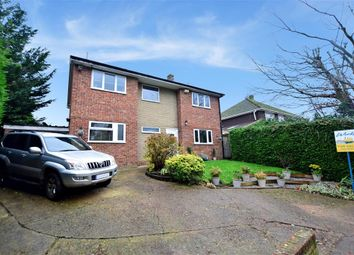 Thumbnail 5 bed detached house for sale in Church Road, Littlebourne, Canterbury, Kent