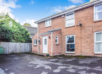 Thumbnail 3 bedroom semi-detached house for sale in Old Bakery Yard Prudhoe Street, Alnwick