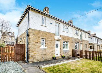 Thumbnail 2 bed semi-detached house for sale in Dalmeny Avenue, Crosland Moor, Huddersfield