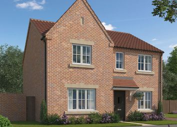 Thumbnail 4 bed detached house for sale in City Fields, Novale Way, Wakefield