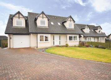 Thumbnail 4 bed detached house for sale in Anderson Place, Alyth, Perthshire
