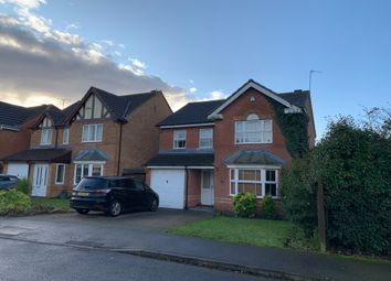 Thumbnail 4 bed detached house to rent in Fryston, Elloughton