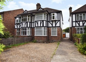 Thumbnail 3 bed semi-detached house for sale in Wensleydale Road, Hampton