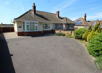 Thumbnail 2 bed bungalow for sale in Mill Lane, Felixstowe