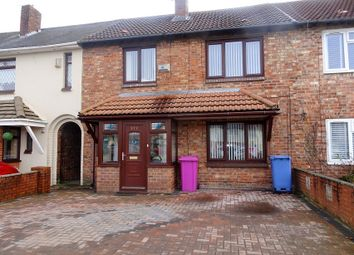 Thumbnail 3 bed terraced house for sale in Utting Avenue, Liverpool, Mersyside