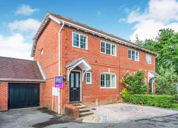 Thumbnail 3 bedroom semi-detached house for sale in Cranham Avenue, Billingshurst