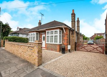 Thumbnail 3 bed bungalow for sale in Wood Road, Shepperton