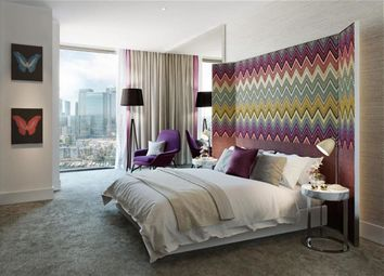 Thumbnail 3 bed flat for sale in Providence Tower, Canary Wharf, London