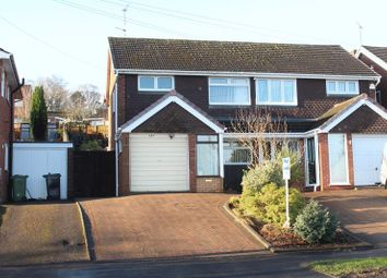 Thumbnail 3 bed semi-detached house for sale in Balmoral Road, Stourbridge