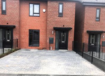 Thumbnail 3 bed terraced house to rent in Bratton Drive, Levenshulme