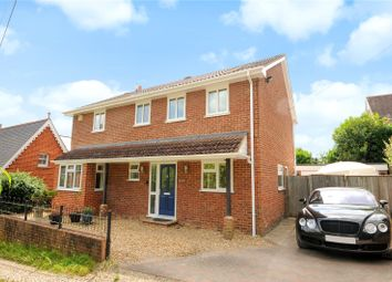 Thumbnail 4 bed detached house for sale in School Lane, Ascot, Berkshire