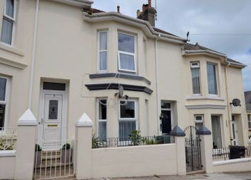 Thumbnail 3 bed terraced house for sale in Doctors Road, Brixham